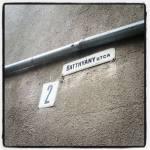 м. Берегово: назви вулиць