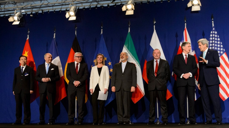 Iran framework deal is decisive step say Iran and six powers