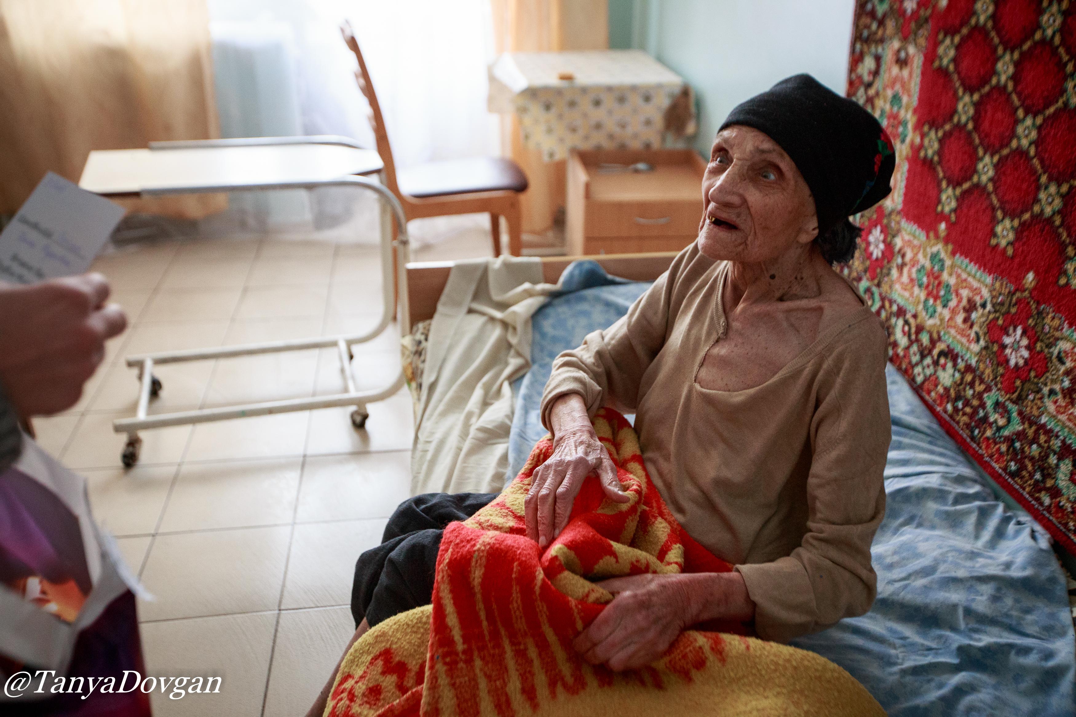 обслуживание на дому пожилых людей вакансии